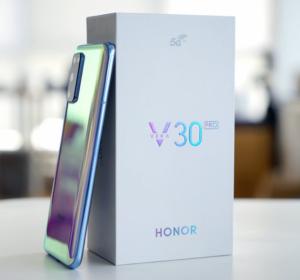 荣耀 V30 Pro 评测,3899 元,你买到的可能是性价比最高的双模 5G 手机