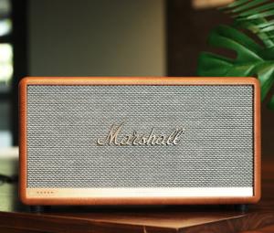 Marshall 智能音箱上手:「老摇滚」牵手年轻小微,腾讯的语音助手用起来怎么样?